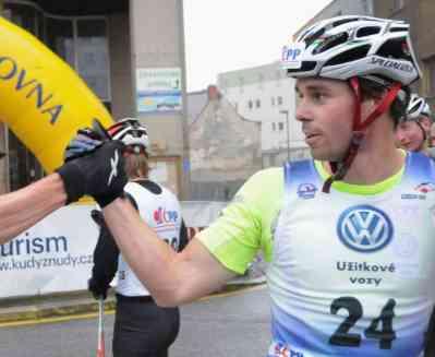 Běžci na lyžích proti svalové dystrofii