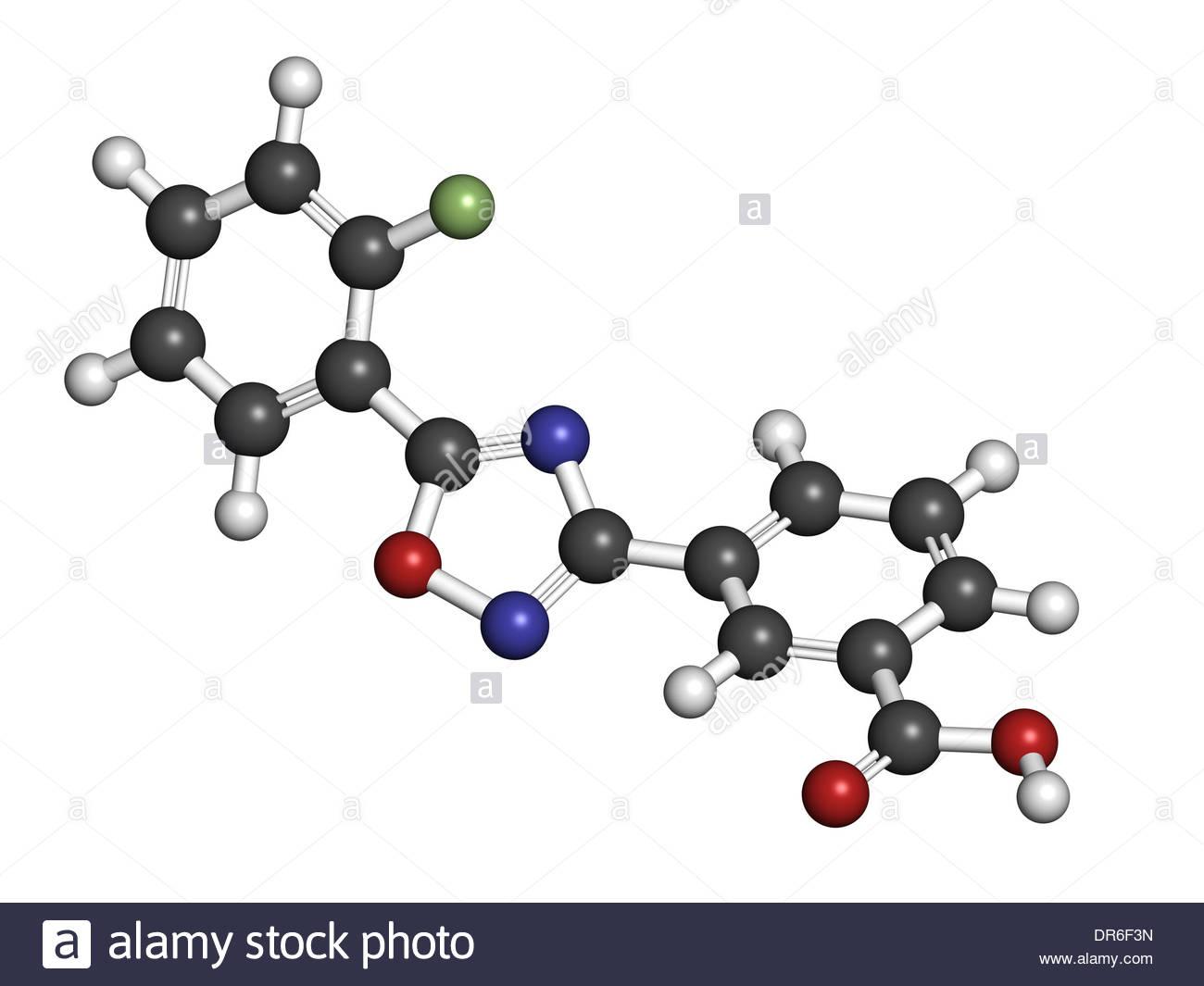 From: https://c8.alamy.com/comp/DR6F3N/ataluren-genetic-disorder-drug-investigated-in-treatment-of-cystic-DR6F3N.jpg Ataluren – dopis Evropské komisi pro schvalování léčiv