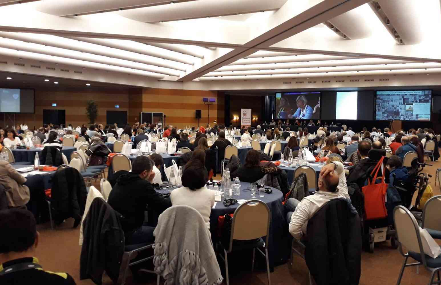 17. Mezinárodní konference o DMD/BMD - Řím